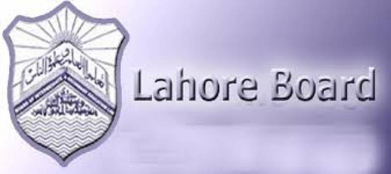 Lahore Board announces schedule for inter exams, 2021