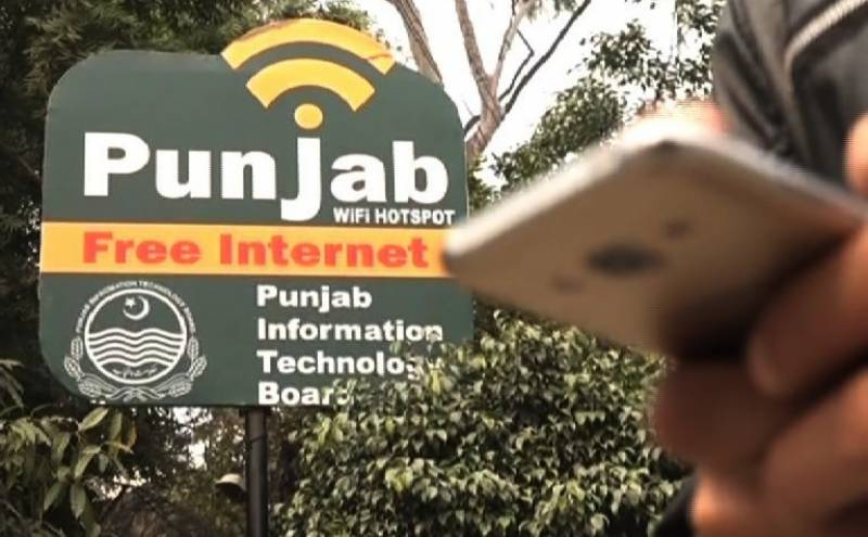 No free internet for students as Punjab WiFi project closed