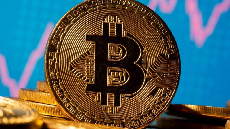 Bitcoin passes $30,000 for the first time