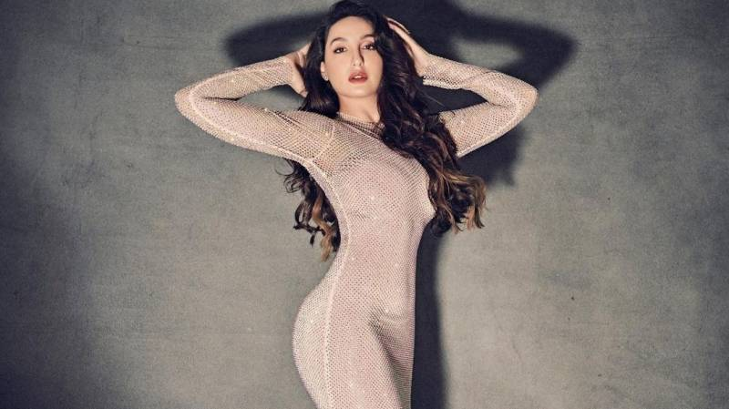 Nora Fatehi's new bold video in see-through dress goes viral