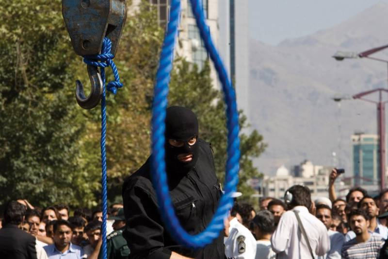 Three executed in Iran for terrorist acts and murder