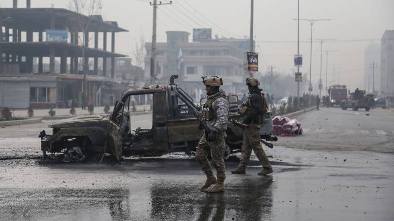 US military blames Taliban for spate of Afghan assassinations