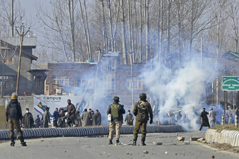 Pakistan asks UN to act against Indian rights violations in Occupied Kashmir