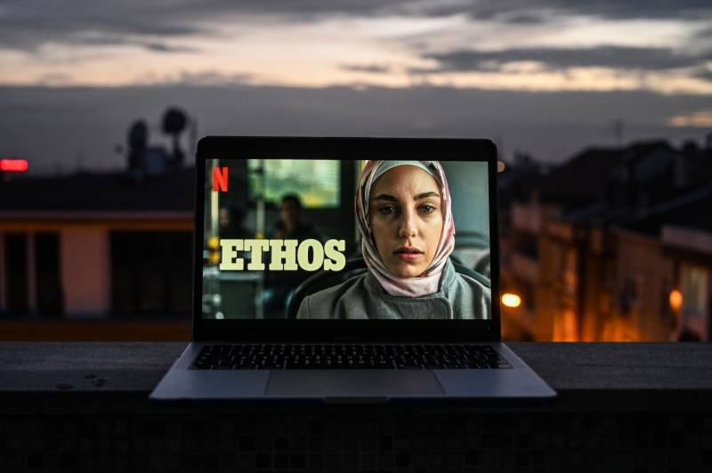 Turkey's social divides laid bare in Netflix hit
