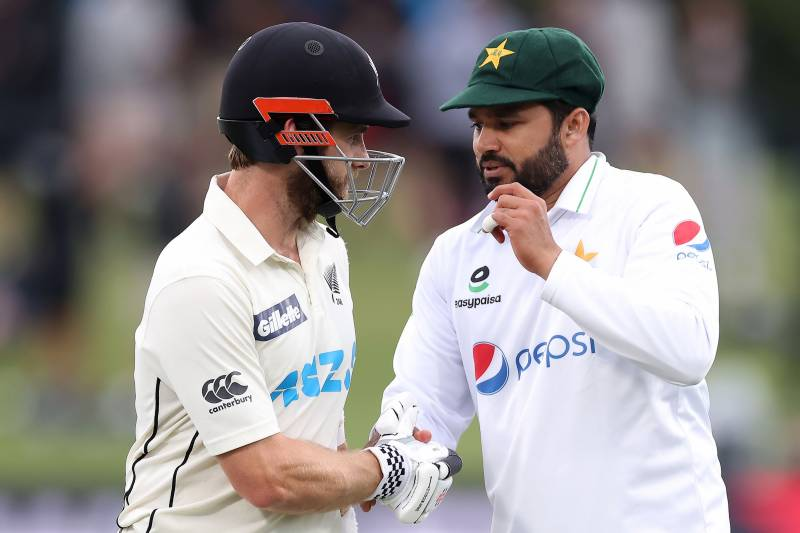Pakistan in trouble after Williamson's 238 gives New Zealand huge lead