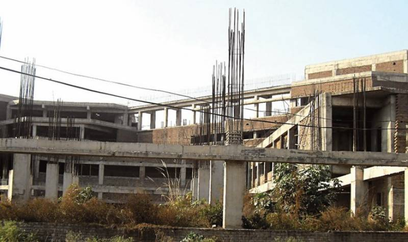 Corruption in Gujranwala medical college project costs govt billions