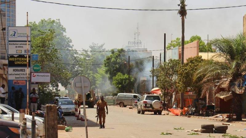 At least 6 killed in northern Burkina Faso attack