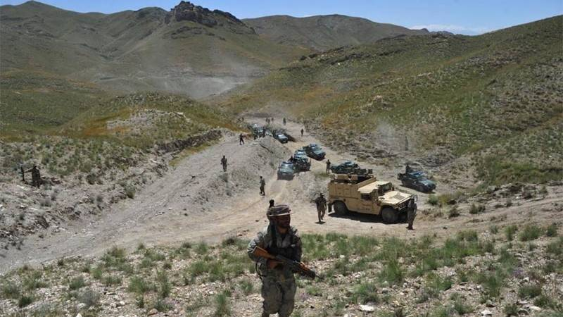 Soldier martyred as military post comes under fire from Afghanistan