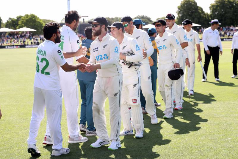 New Zealand beat Pakistan by innings & 176 runs to sweep series