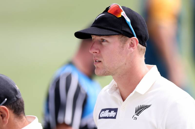 Jamieson, modest but 'brutal' bowler who put New Zealand on top of the world