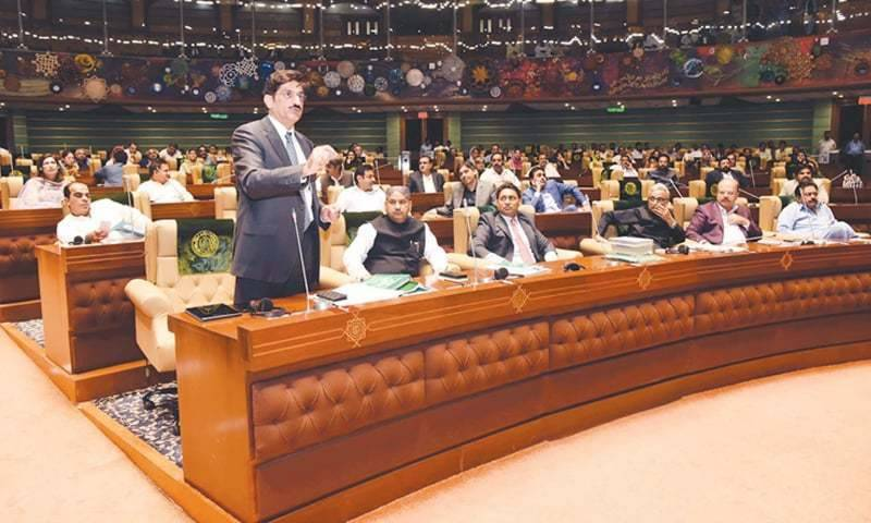 Sindh Assembly faces terror attack threat, speaker tells lawmakers