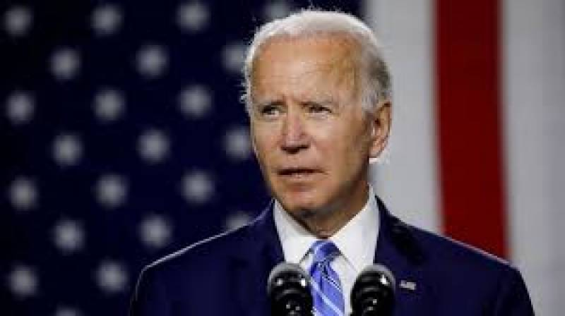 Biden says Trump impeachment is for Congress to decide