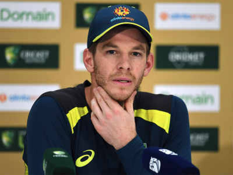 Australia skipper Paine fined for dissent in third India Test