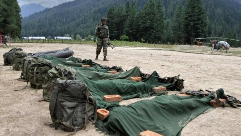 Indian soldier accused of killing Kashmir civilians for reward