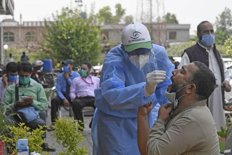 Pakistan logs 32 more coronavirus deaths, 1,877 infections in 24 hours