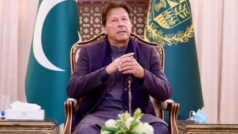 No talks with India until it reverses Aug 5 actions in Kashmir: Imran