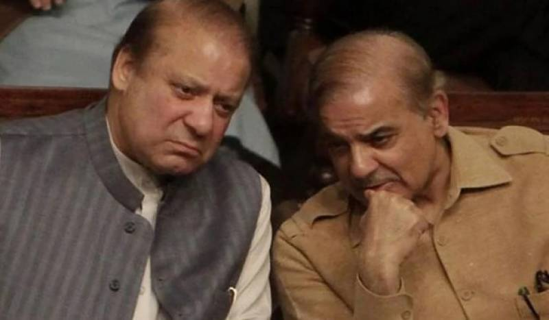 Shehbaz enquires after Nawaz's health in phone call