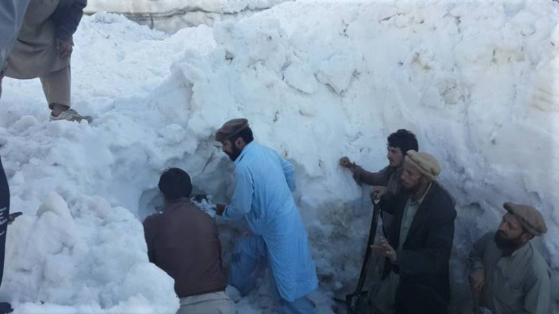 Four preachers martyred in avalanche fall near Babusar Top