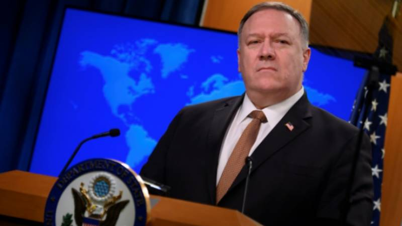 Pompeo says US redesignating Cuba as state sponsor of terrorism