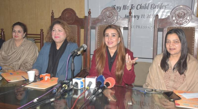 Women MPAs to continue efforts against child marriages