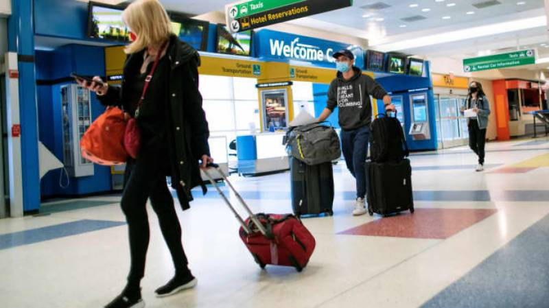 Air travellers entering US will need negative Covid test