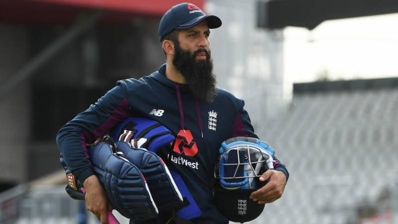 England's Moeen infected with new UK strain of virus