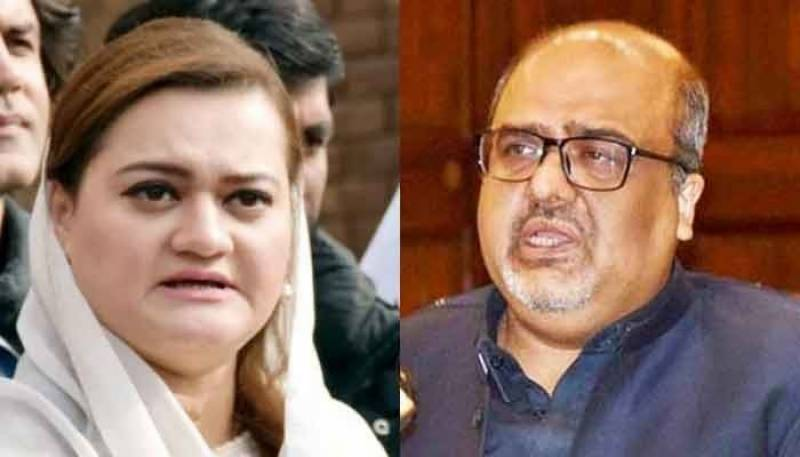 PM Adviser Shahzad Akbar sends Rs500m legal notice to Marriyum