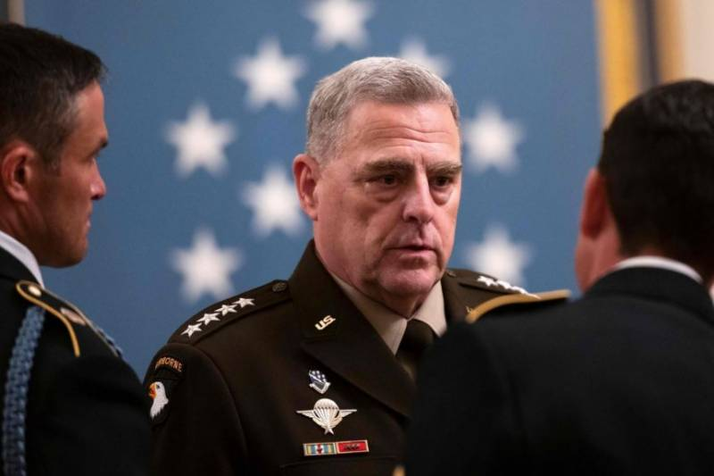 Top US generals condemn Capitol attack in message to troops