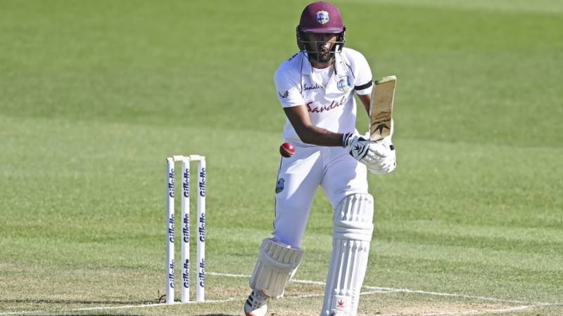 West Indies' skipper Brathwaite says he will 'lead from the front'