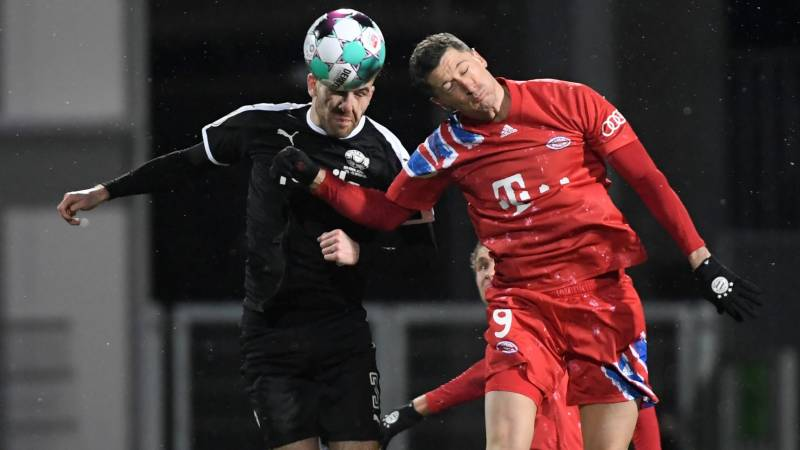 'Shocked' Bayern Munich knocked out of German Cup by second division Kiel