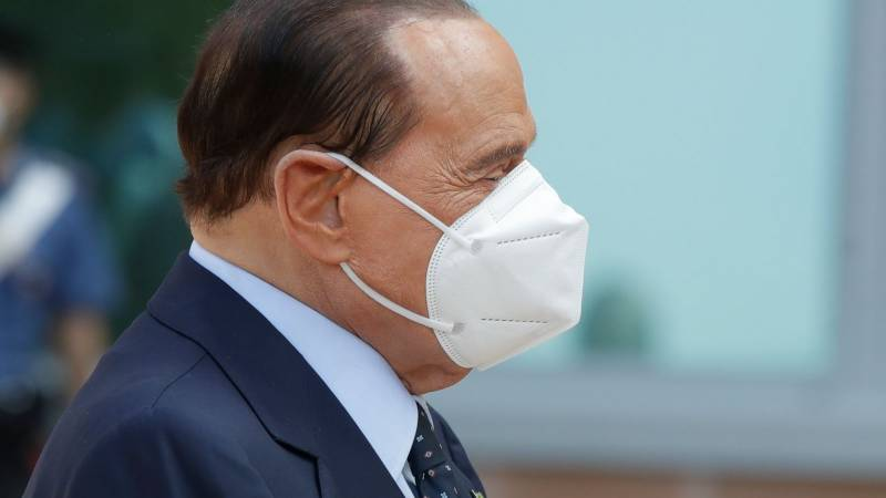 Berlusconi hospitalised with heart problem: doctor