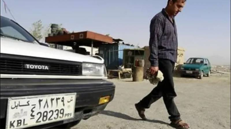 Don't pimp my ride: Afghanistan retires '39' number plates
