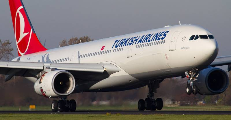 Civil Aviation Authority imposes Rs100,000 fine on Turkish Airlines