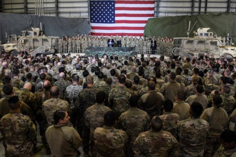 US troop levels cut to 2,500 each in Afghanistan and Iraq