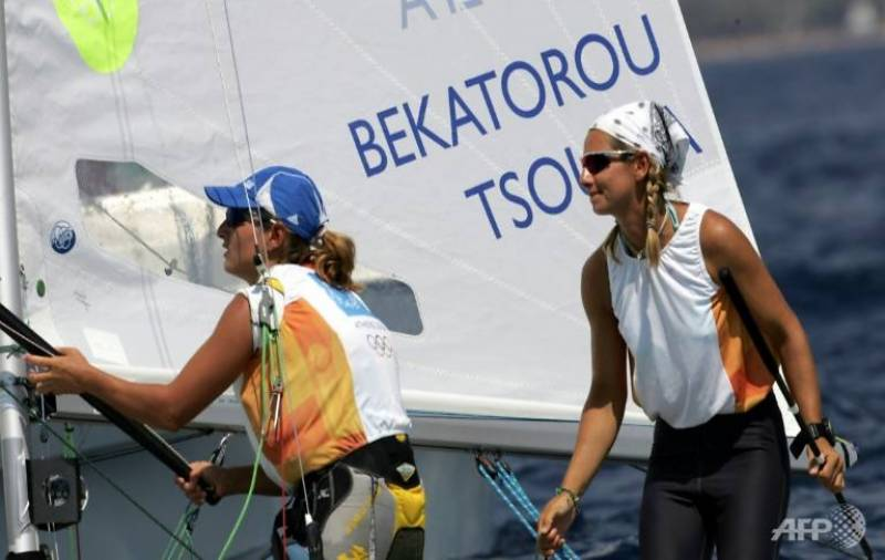 #MeToo moment in Greece as Olympic star reveals sex abuse