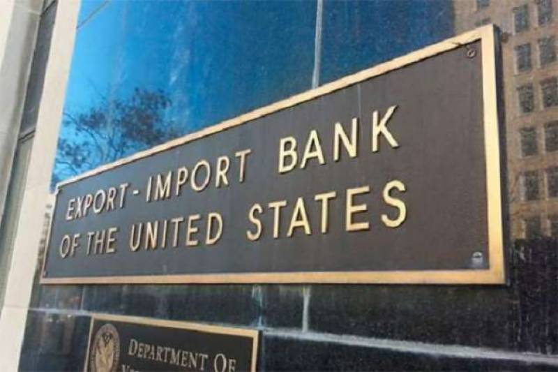 US Exim Bank lifts curbs on investment in Pakistan