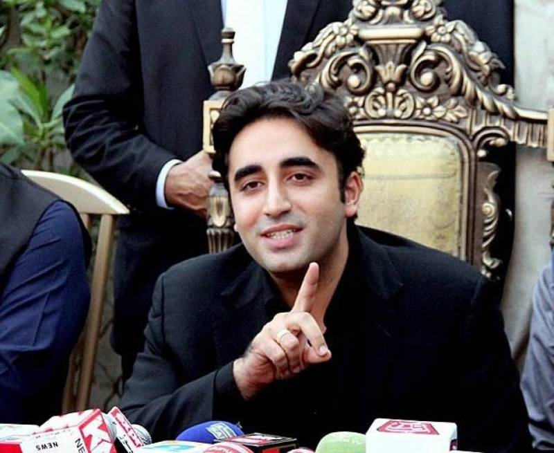 Govt's 'ATMs' could steal Senate elections, say Bilawal