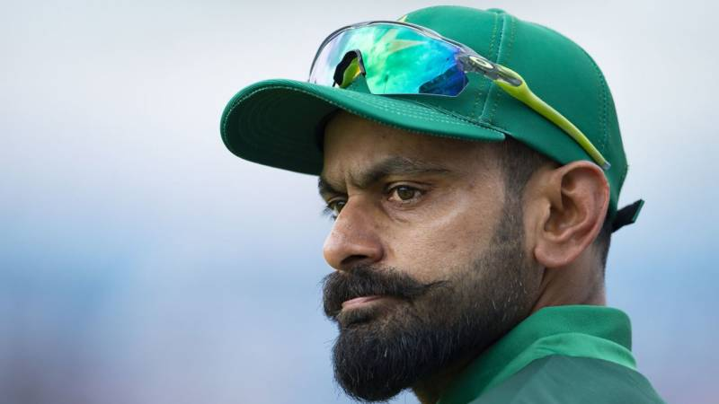 Hafeez's participation in T20I series against South Africa in limbo