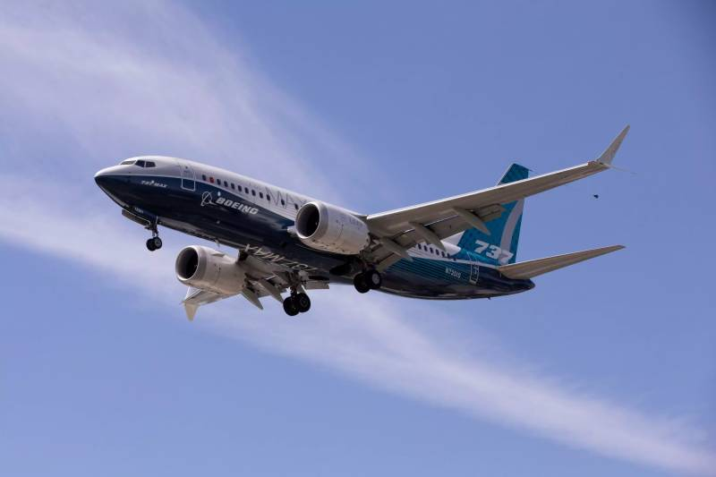 Canada clears Boeing 737 MAX to fly again