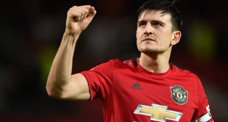 Maguire hails Man Utd progress but says there is room to improve