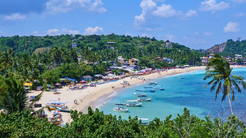 Sri Lanka to welcome back tourists, but with strict Covid-19 rules