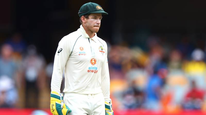 Defiant Paine wants to lead Australia to South Africa