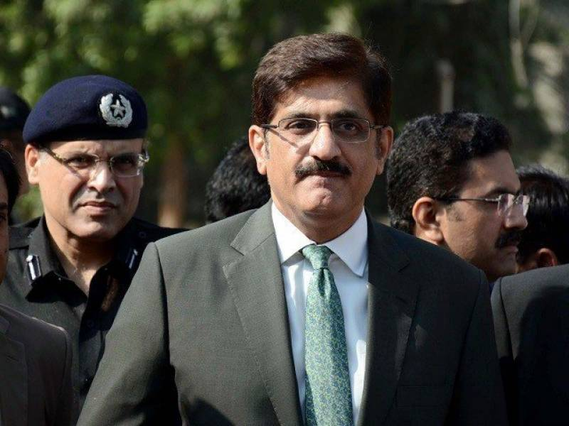 NAB files reference against Sindh CM Murad in Islamabad court