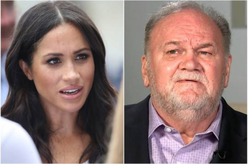 Meghan letter ended our relationship: father