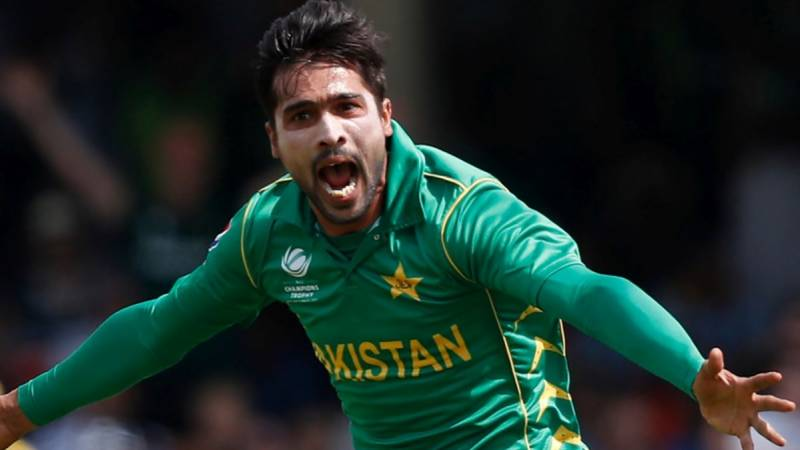 Pakistan's Amir to play for London Spirit in new Hundred competition
