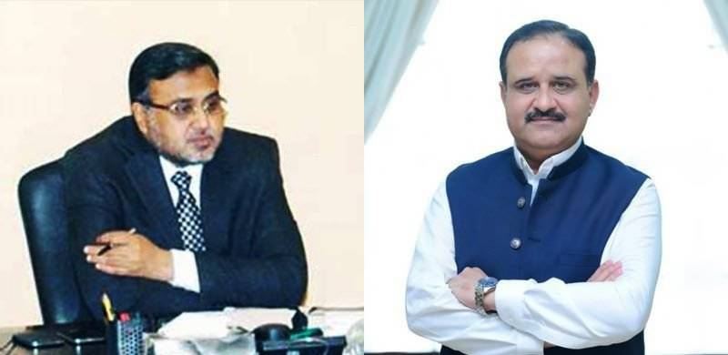 Punjab chief secretary surrenders all powers to CM Buzdar