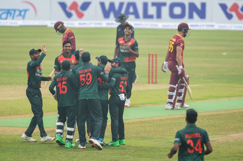 Bangladesh to field in first West Indies ODI