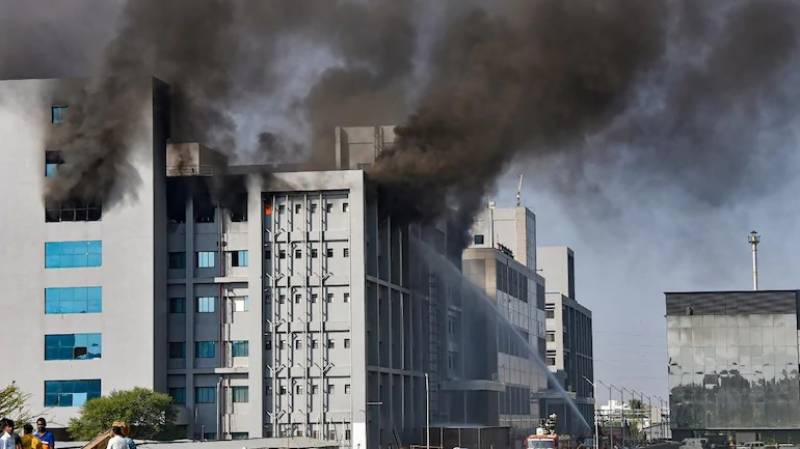 Five dead in India vaccine plant fire: CEO mourns 'loss of life'