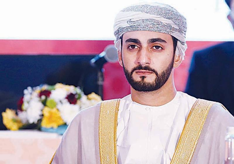 Rise of the crown princes: Oman heir joins youthful Gulf royals