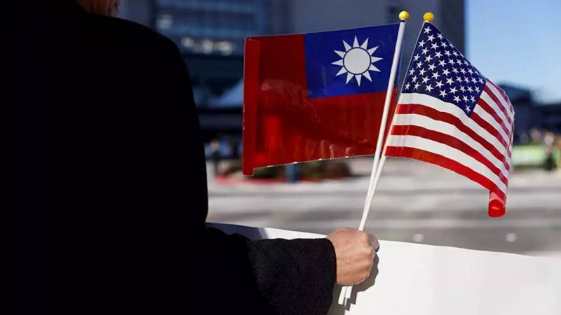 Taiwan invited to US inauguration for first time since 1979